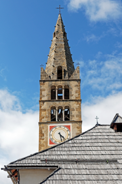 Eglise Saint Claude de Val des Prés - Vallée de la Clarée - © ©MDucroux