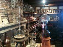 Conservatoire des Arts médicinaux alchimiques Laboratoire Ⓒ La Tour des Trésors du château