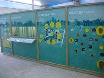 Maison Aquarium - Jaligny Cimaise plaine Ⓒ Maison Aquarium