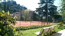 Finales du tournoi de tennis - Vals-les-Bains