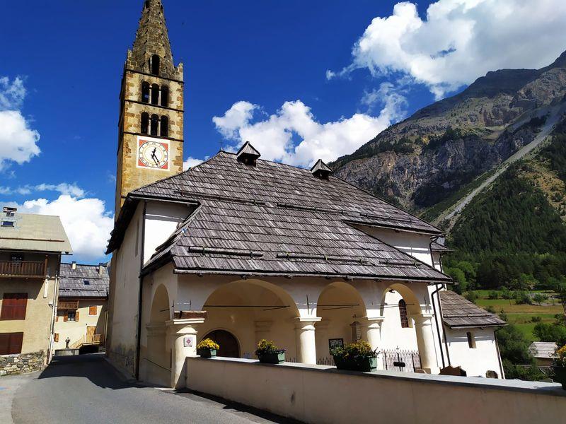 Eglise Saint Claude de Val des Prés - Vallée de la Clarée - © ©FGuffroy