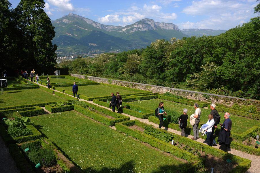 Le Jardin des Charmettes à Chambéry