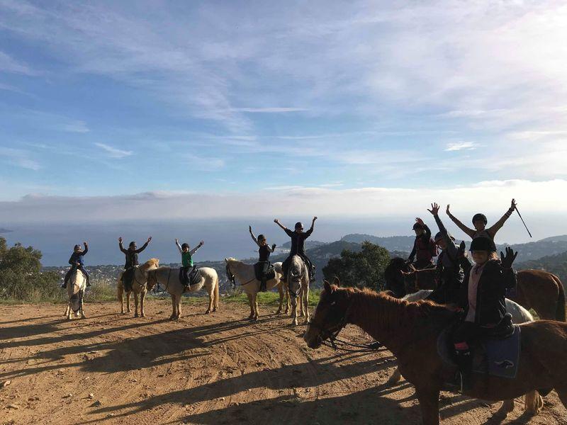 Les Ecuries de l'Eau Blanche - Cavalaire Equitation