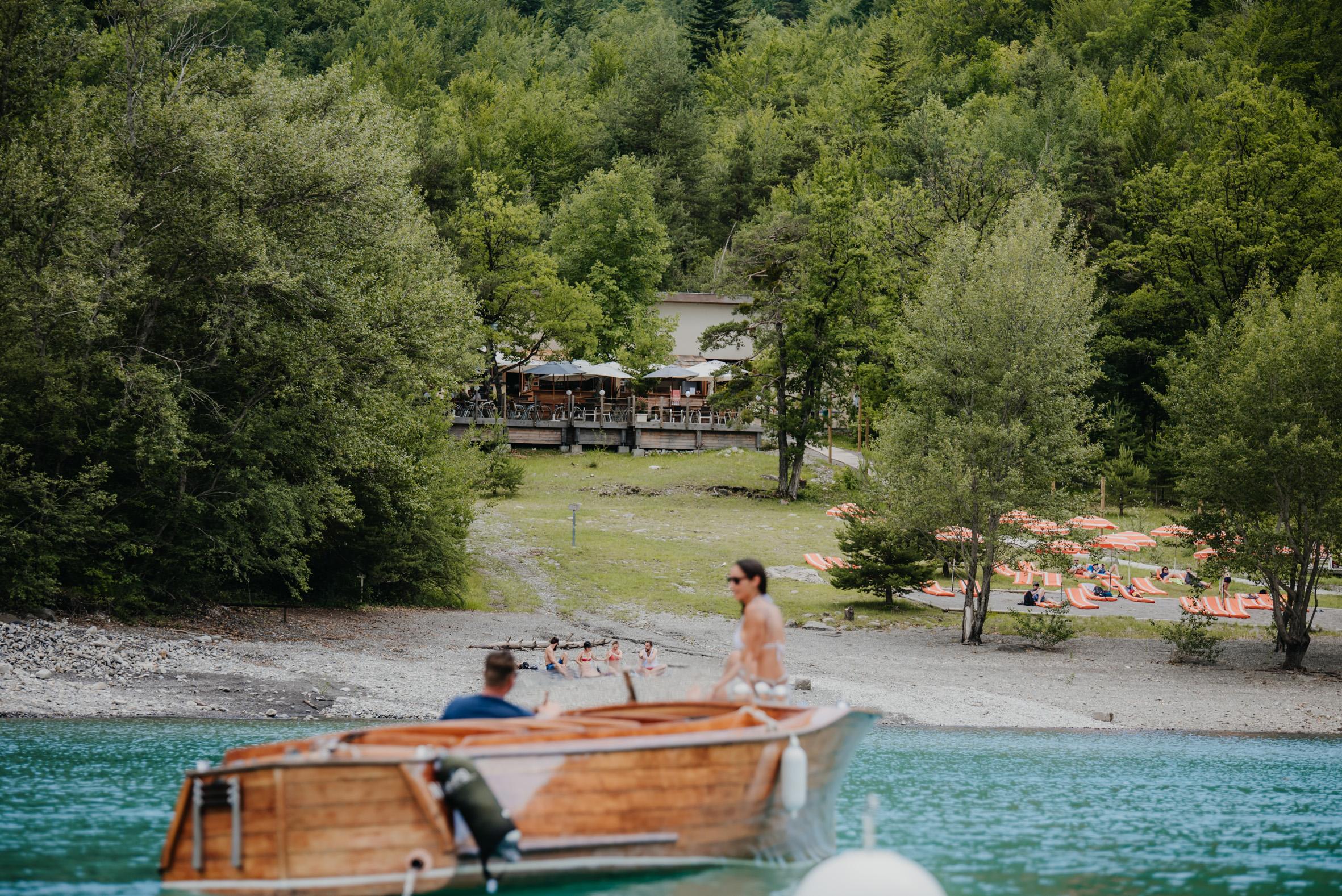 La Paillote du lac