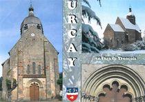 Eglise Saint-Martin - Urcay - Eglise Ⓒ  Philippe Vallanet