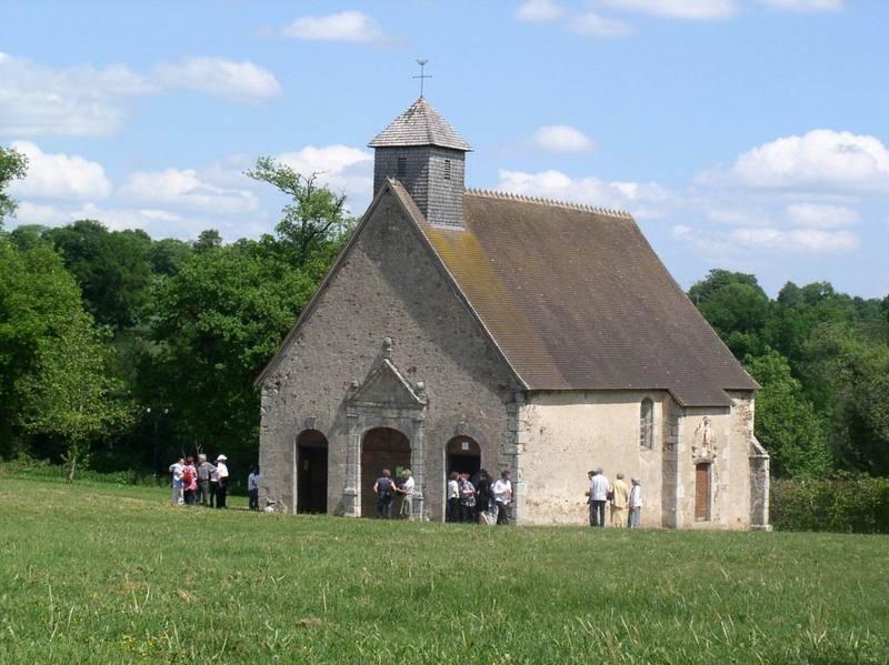 Chapelle Saint-Remy c) CC Pays Huriel Ⓒ CC Pays Huriel