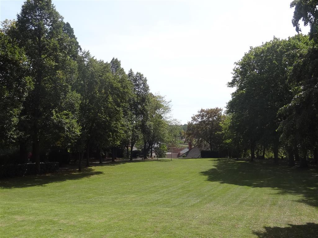 Parc Epigeards - St-Germain-des-fossés Vue parc Ⓒ Mairie - St-Germain-des-fossés