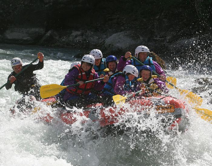 Oïe Oïe Oïe Rafting - © Oïe Oïe Oïe Rafting