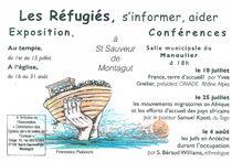 Exposition dessins de Francesco Piobbichi - Saint-Sauveur-de-Montagut