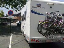 Auvergne-Allier-Places stationnement camping-car-Moulins