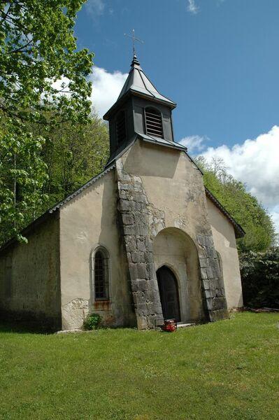 Journées du patrimoine - Chapelle St Pierre