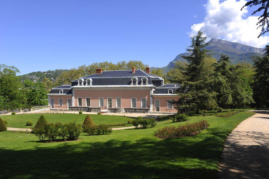 Le Parc de Buisson Rond et le Château de Boigne à Chambéry