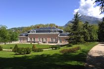 Parc Buisson Rond Chateau G Garofolin Chambery Tourisme & Congres