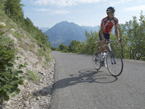 Itinéraire cyclo dans le Champsaur - © Nicolas Levoyer
