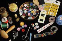 Puces des couturières - Association Mosaique - Lemps