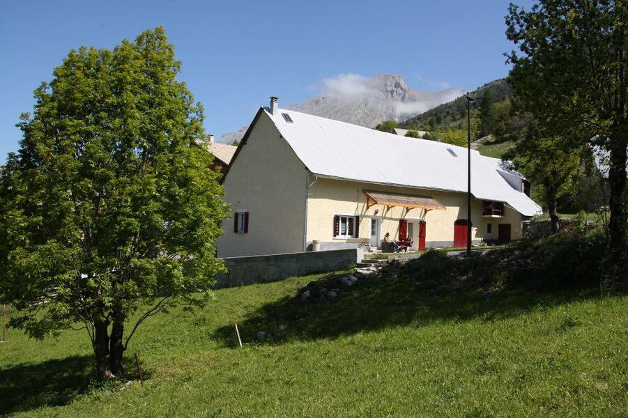 Gîte de Lucette Celce situé dans le Dévoluy, Hautes-Alpes