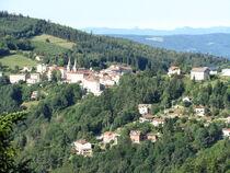 Point de vue de Rochelipe, Lalouvesc, Ardèche