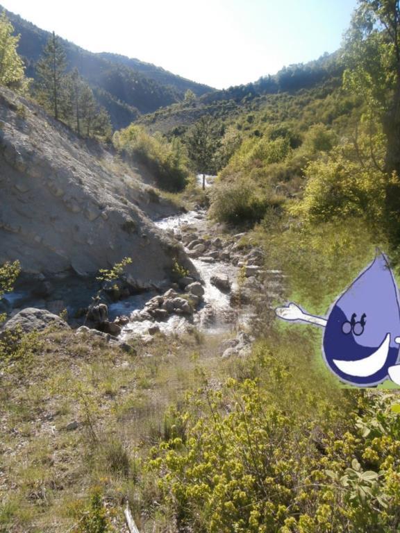 Sentier de l'eau