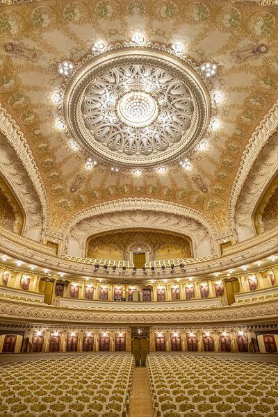 Visite Guidée Univers Opéra