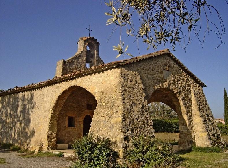 Chapelle Saint-Jaume