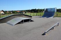 Skate park/BMX Parcours Ⓒ Com com Lapalisse - 2014