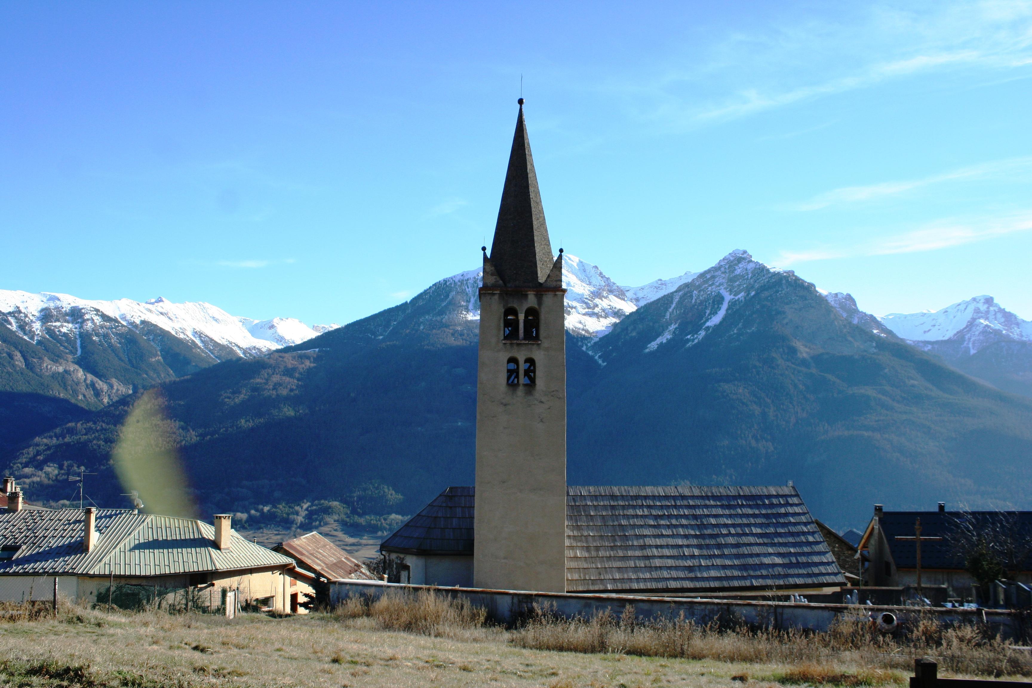Visite autour de Briançon : Puy-Saint-André et Puy-Chalvin