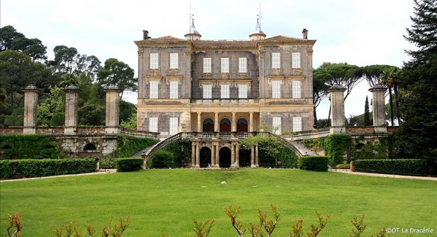 Les vergers du Château d'Astros