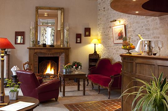 Hotel Montespan Talleyrand Accueil Ⓒ Cliché Eliophot - 2013