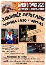 Journée des Arts africains - Veyras