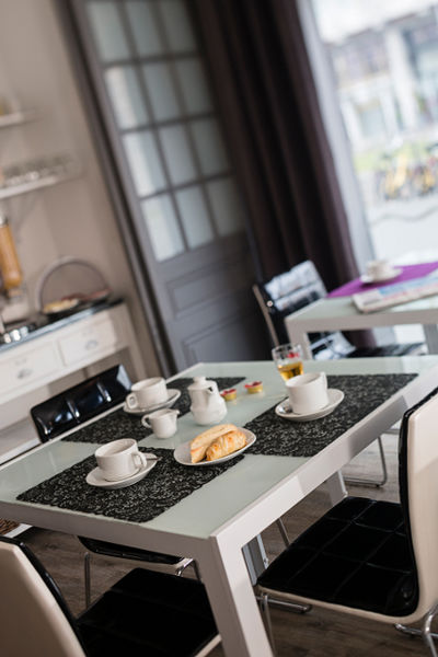 Salle petit-déjeuners