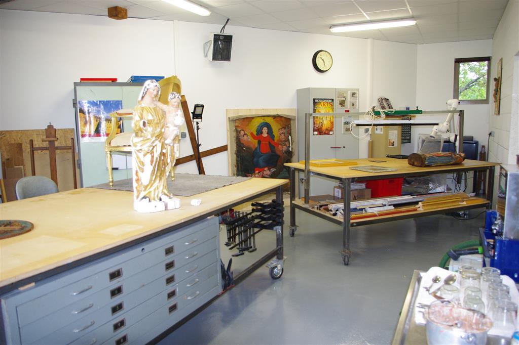 À l'Oeuvre de l'art Atelier Ⓒ À l'Oeuvre de l'art