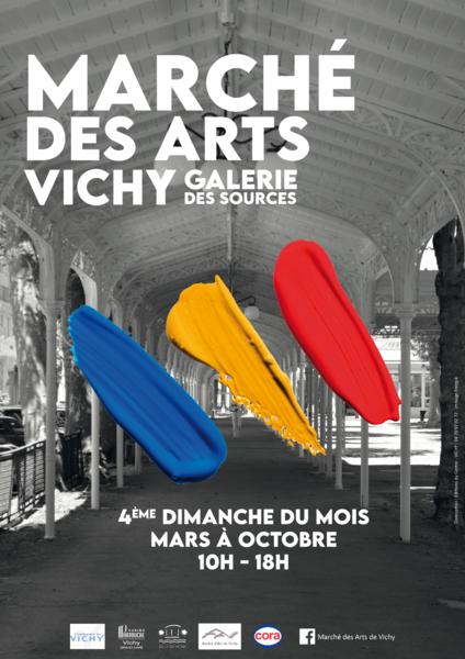 Marché des arts de Vichy