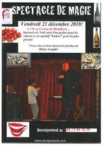 Magie et Goûter de Noël à Montfleury - Mirabel