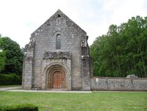 Église Saint-Antoine Façade Ⓒ  Mairie de Braize - 2014