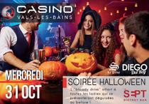 Soirée Halloween - Vals-les-Bains
