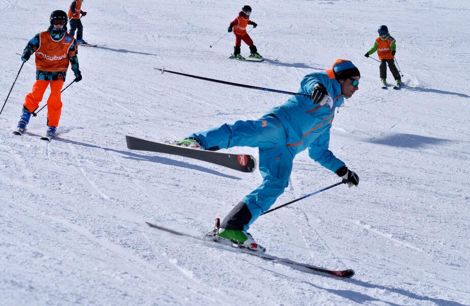 Ecole de ski snowboard internationale