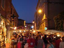 Marché nocturne à Vallon Pont d'Arc - Vallon-Pont-d'Arc