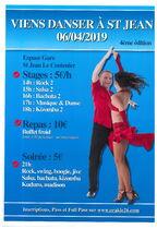 Viens danser ! 4ème édition - Saint-Jean-le-Centenier