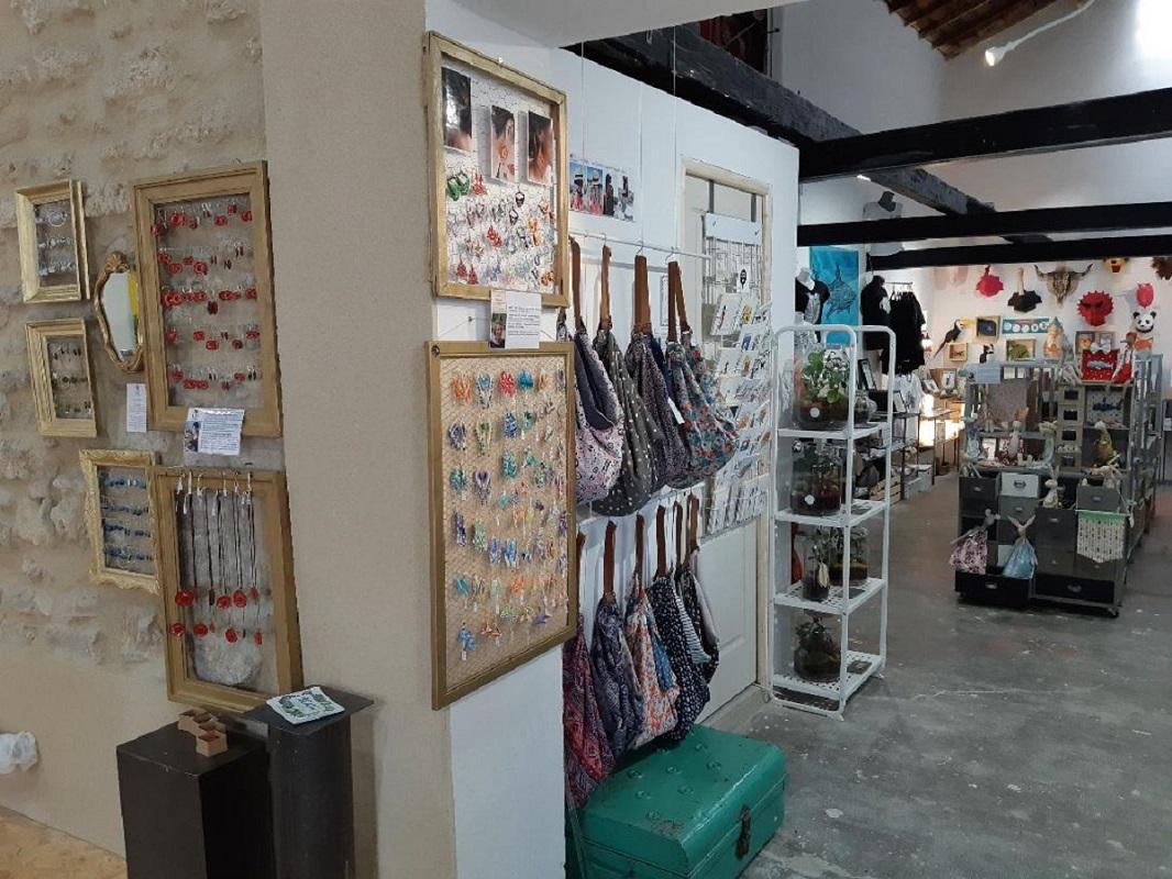 Beach Boutique Ephémère - Artistes Créateurs