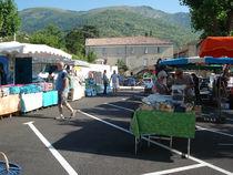 Marché - Montpezat-sous-Bauzon