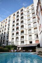 Hôtel Aletti Palace Façade et piscine Ⓒ Aletti Palace - 2015