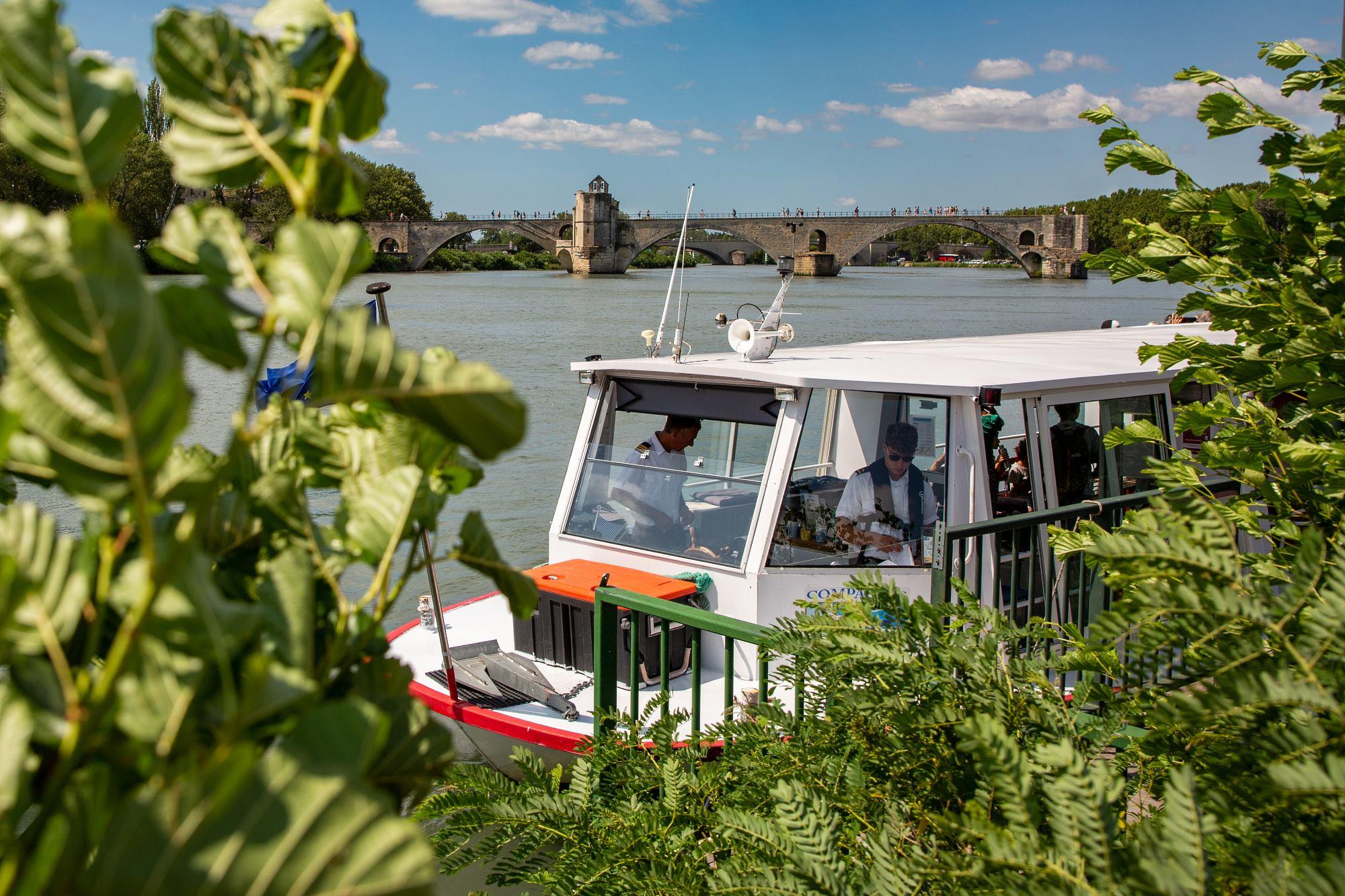 Camping Pont d'Avignon