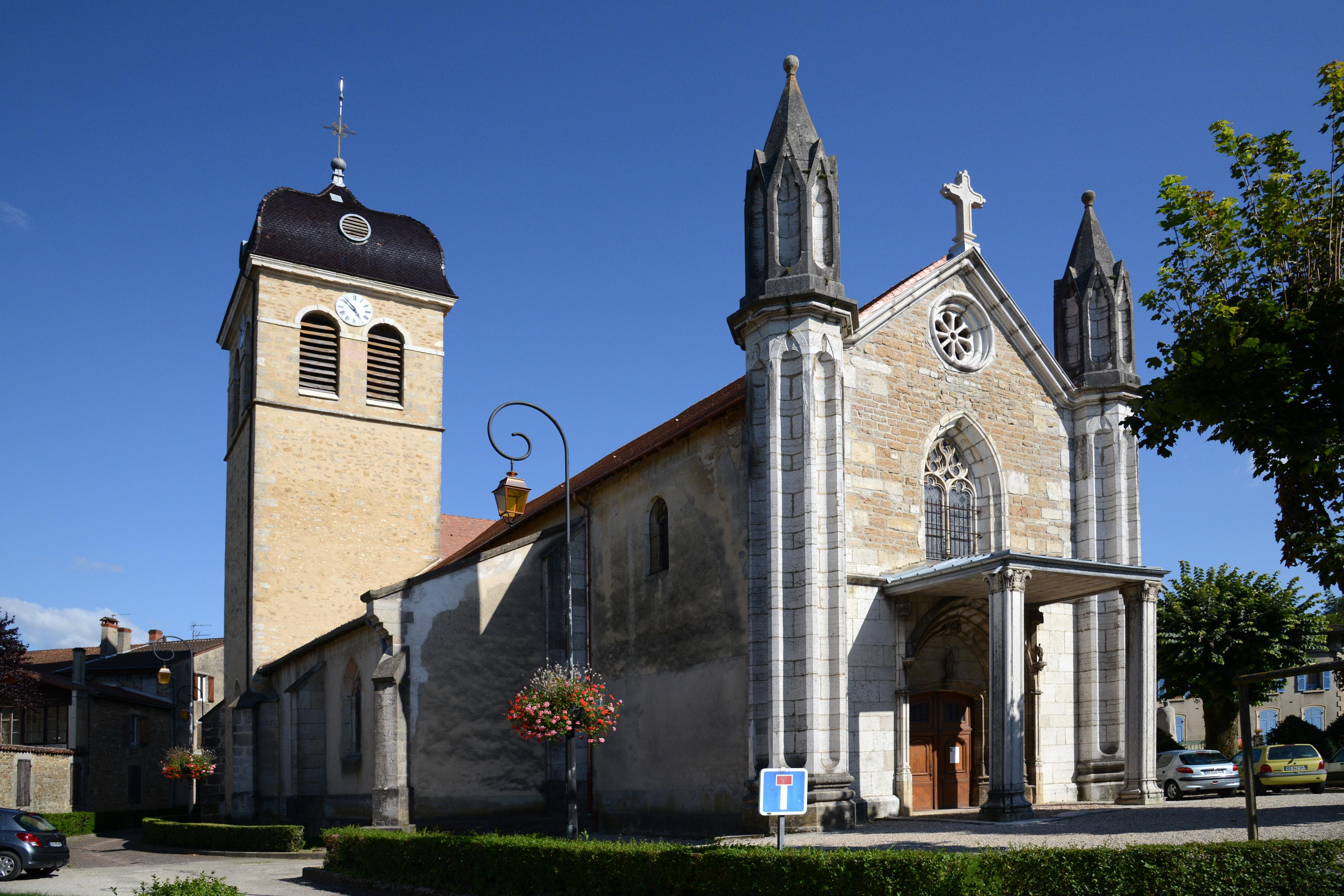 Eglise Saint-Jean-le-Vieux
