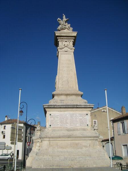 Commémoration de l'Appel du Général de Gaulle - Bourg-Saint-Andéol