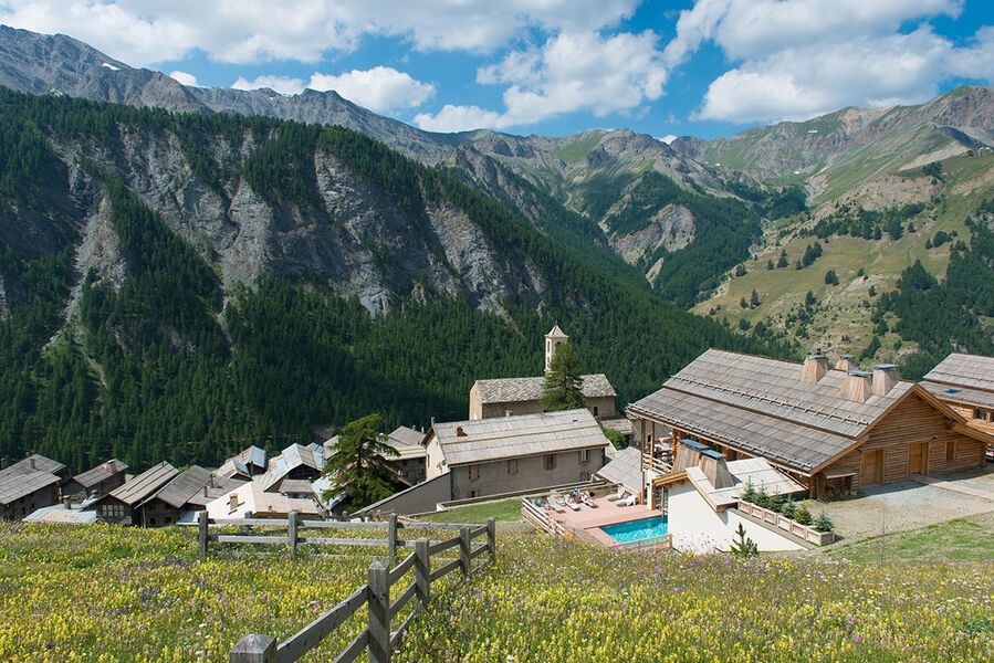 Hôtel et Spa L'Alta Peyra -Queyras - © Images et reves