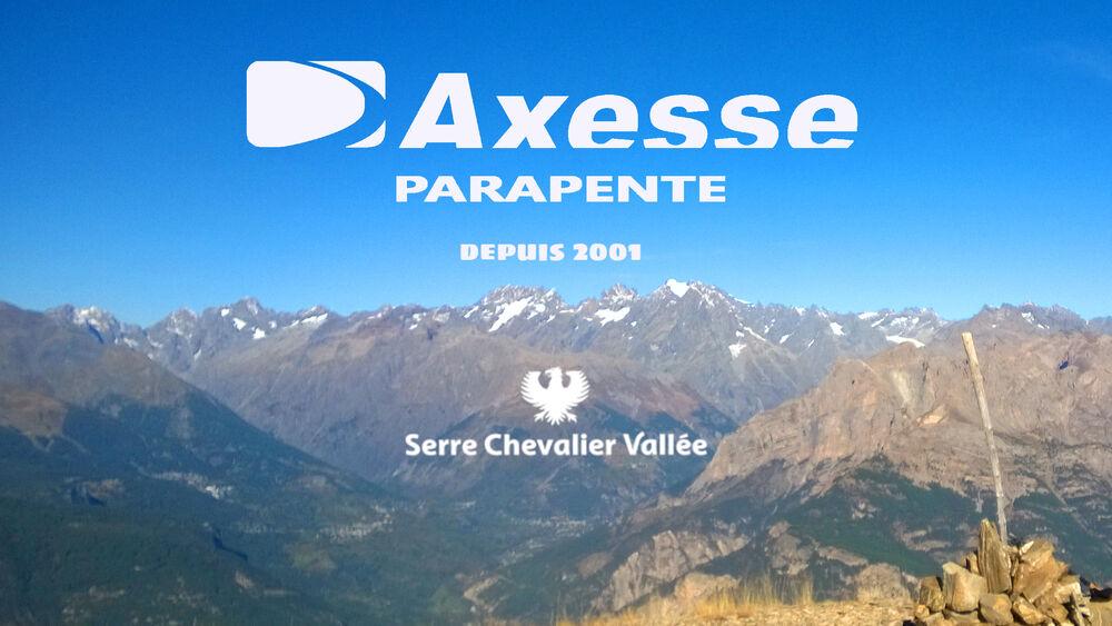 - © Axesse parapente