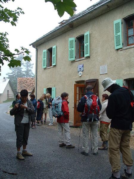 Maison forestière ONF des Sauvas
