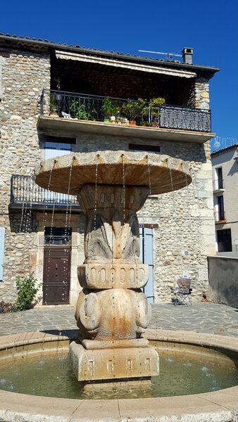 Village perché du Poët - © Office de Tourisme Sisteron Buëch