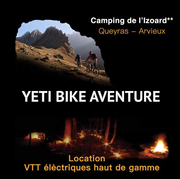 yeti bike aventure