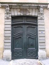 Porte hôtel de l'Intendant_©OTG